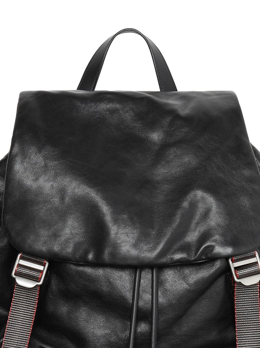92b2ae897cf5 Burberry - Black The Extra Large Rucksack In Nappa Leather for Men - Lyst.  View fullscreen