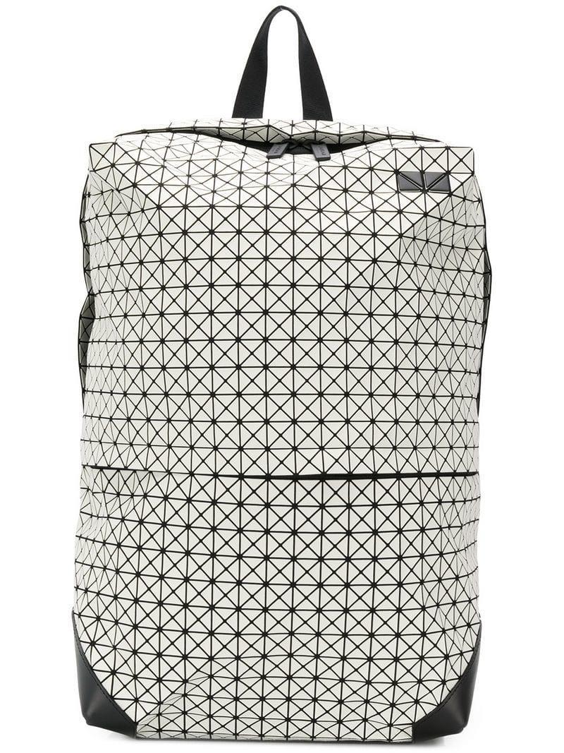Lyst - Bao Bao Issey Miyake Prism Backpack in Black for Men bdc6933fa1832