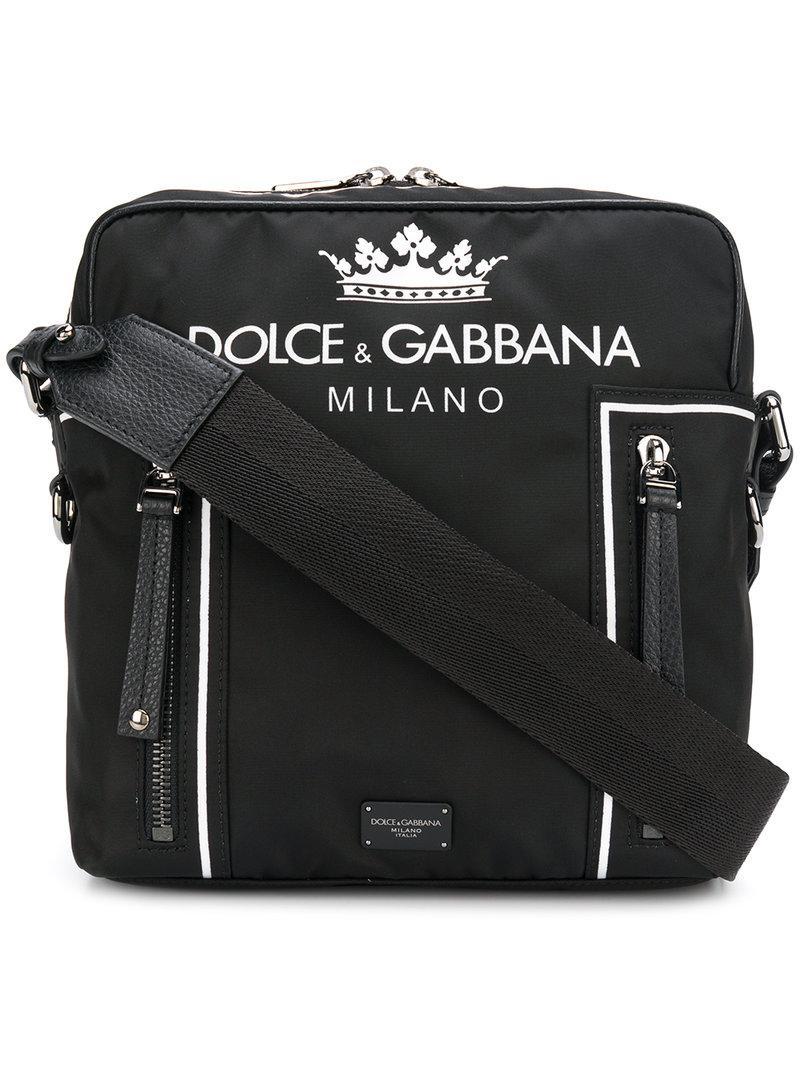 cf07598eb75 Lyst - Besace Homme Pas cher en Soldes Dolce   Gabbana pour homme en ...