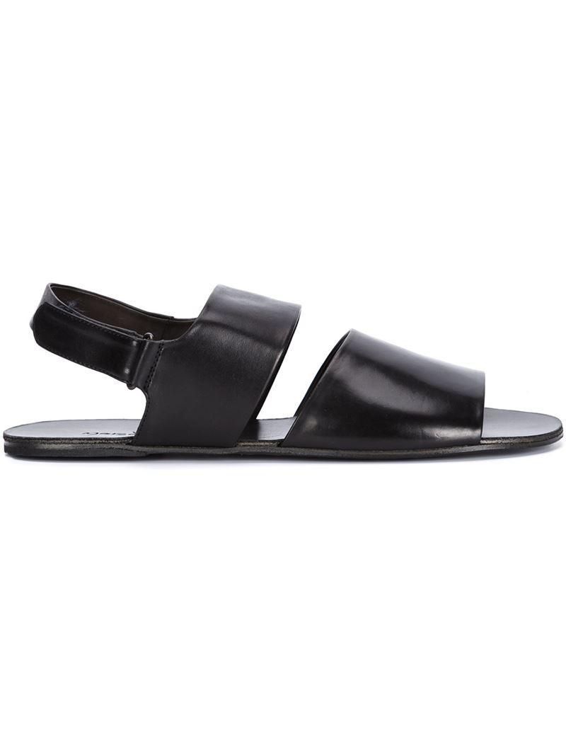 slingback sandals - Black Marsèll CcOrE