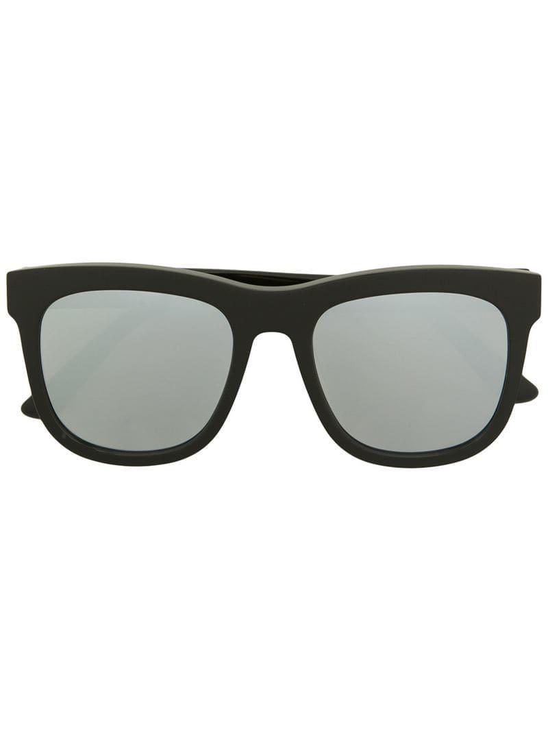 5db3e60b19f1 Gentle Monster Papas 01 in Black - Save 27% - Lyst