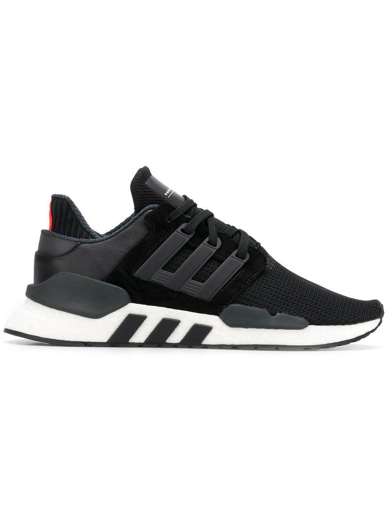 online store 8f118 b21f9 adidas. Men s Black Eqt Support ...