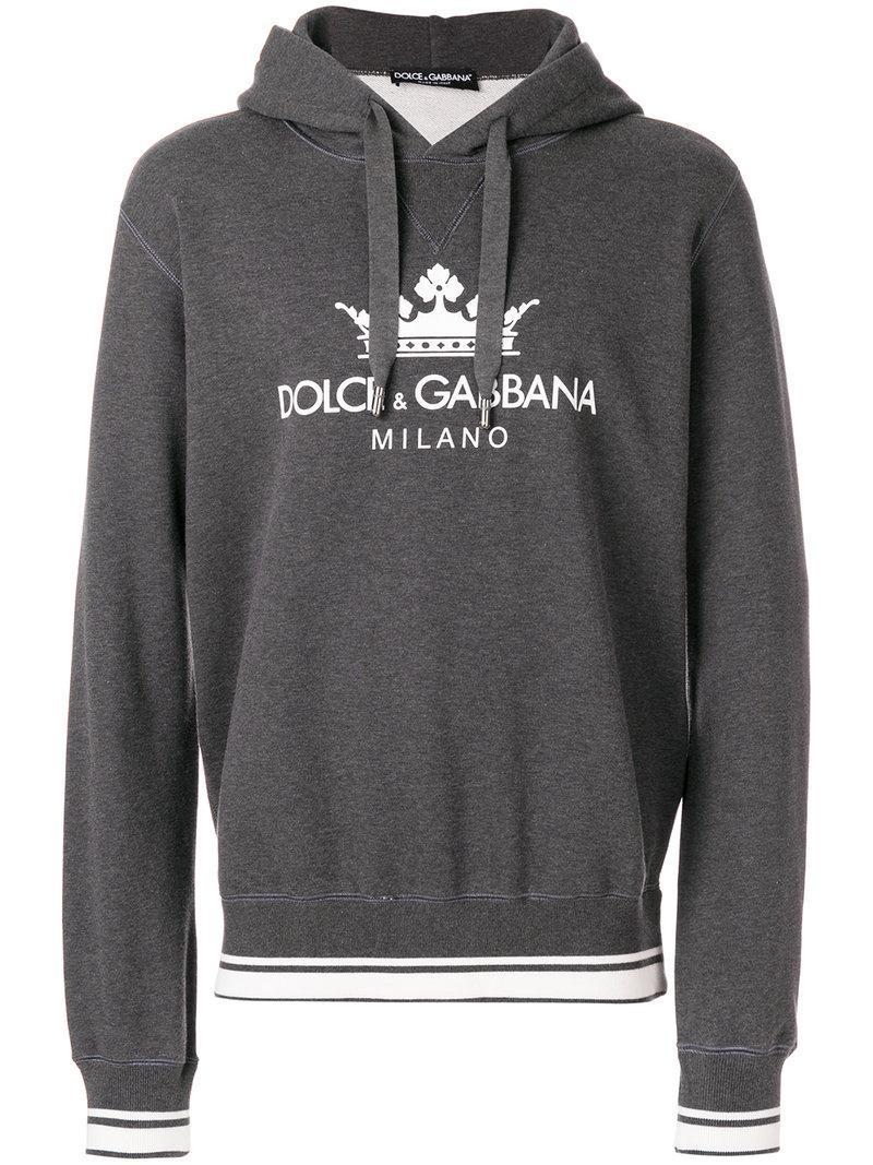 Dolce & Gabbana Sweat à logo GhZ1zuPZmk