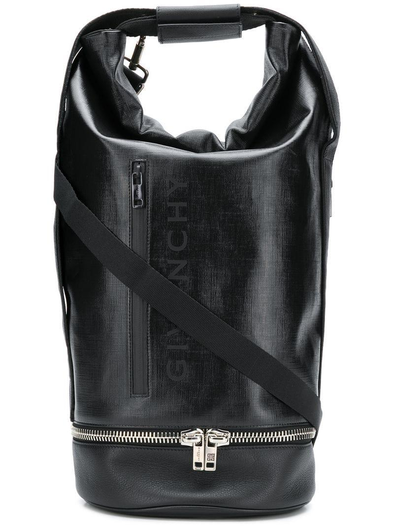 4341d4a68cae9 Givenchy - Black Cylinder Tote Bag for Men - Lyst. View fullscreen