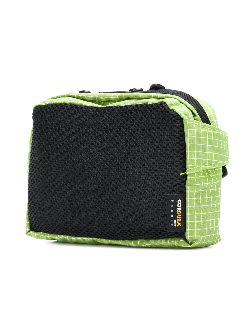 ae96b894b7 Stussy Two-tone Belt Bag in Green for Men - Save 56% - Lyst