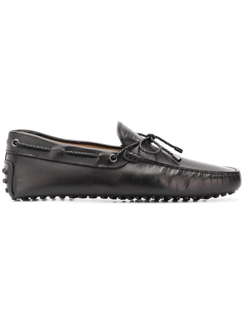 91f61beab10 Lyst - Tod s Gommino Loafers in Black for Men