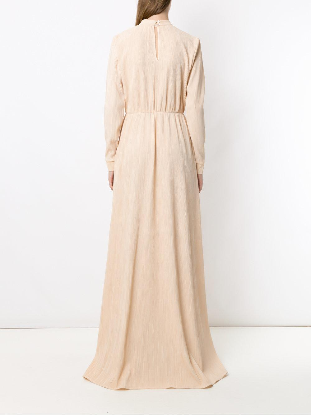 Cheap Sale 100% Authentic Laria dress - Nude & Neutrals OLYMPIAH The Best Store To Get Many Kinds Of Sale Online FznymMyuXj
