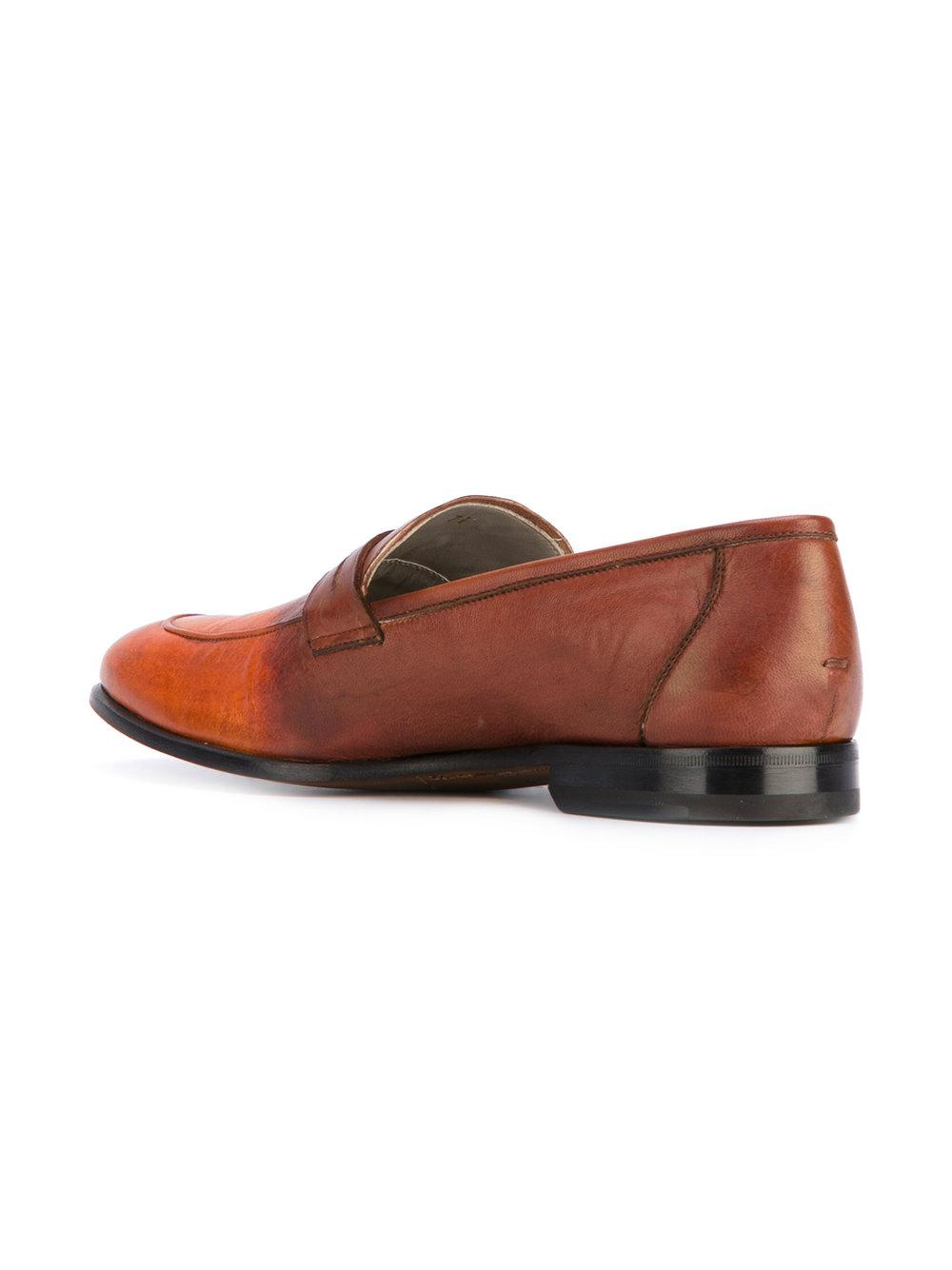 mid top loafers - Brown Kiton lcN9t