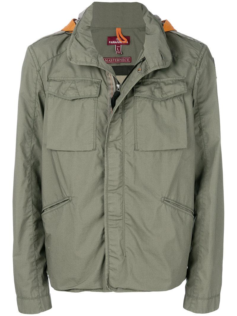 parajumpers FIELD JACKETS BEIGE