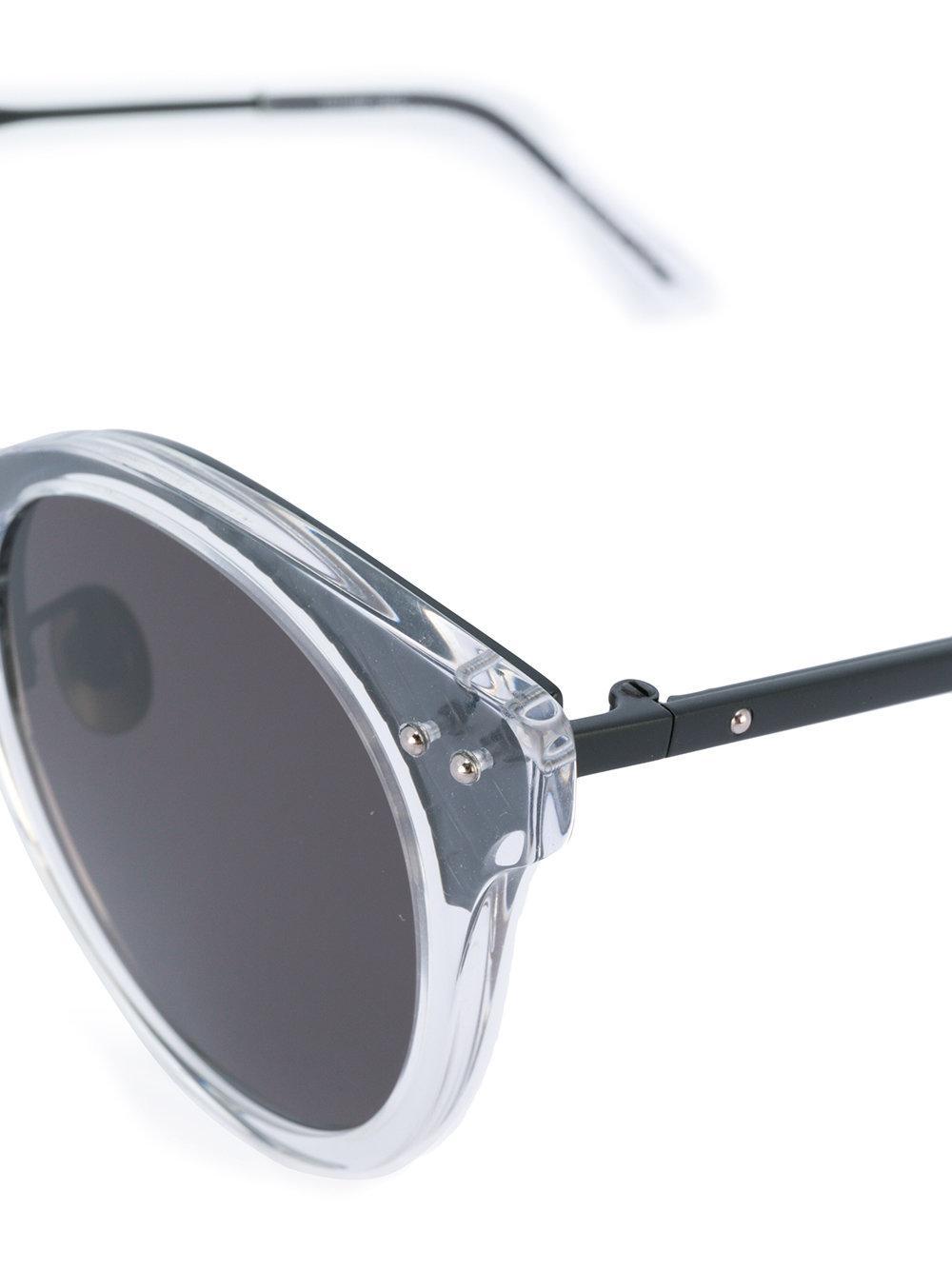 Gafas De Sol Círculo Translúcidos - Bottega Veneta Negro hYBvDnL
