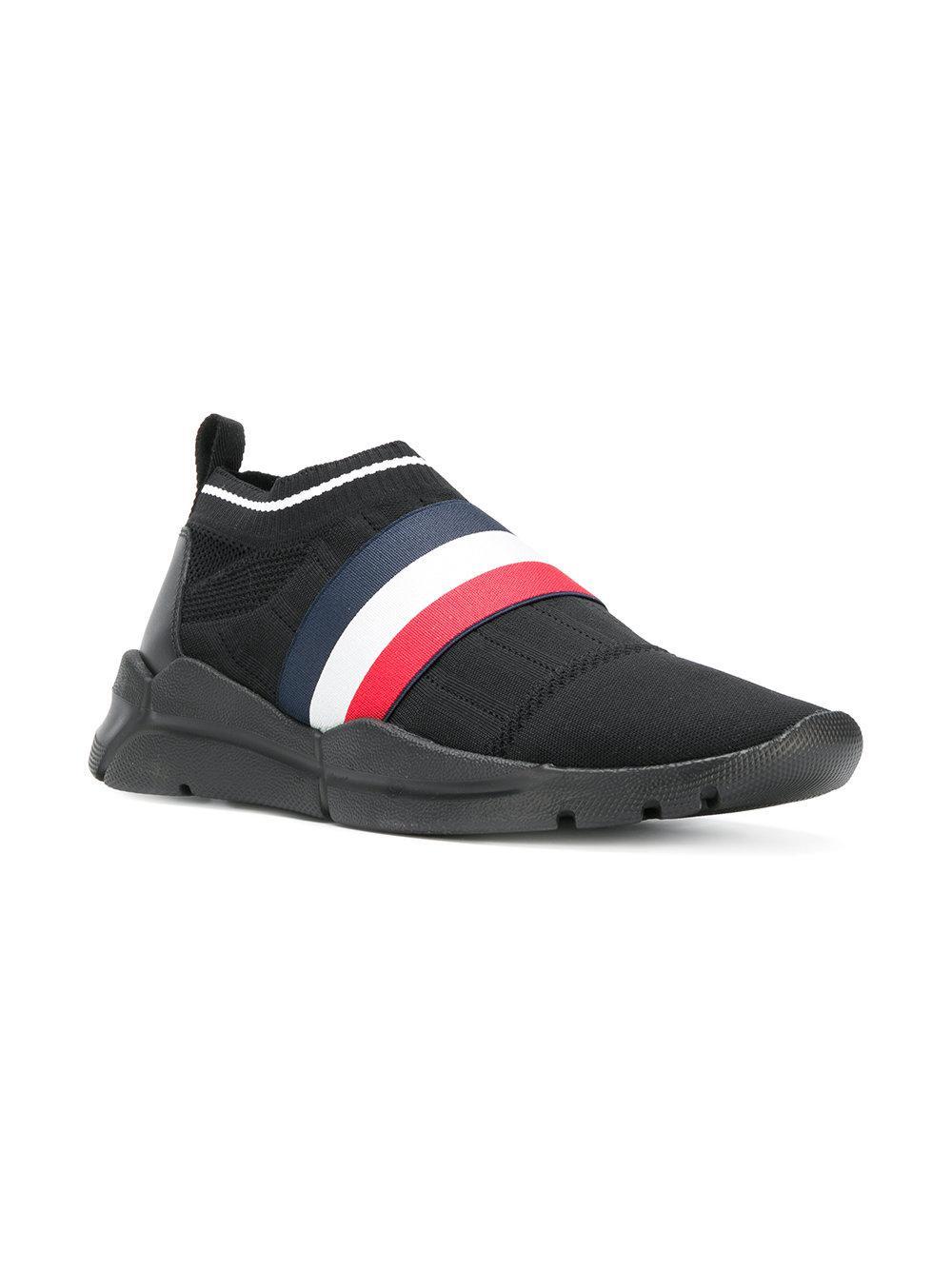 d3fe12df7 Moncler Adon Scarpa Sneakers in Black for Men - Lyst