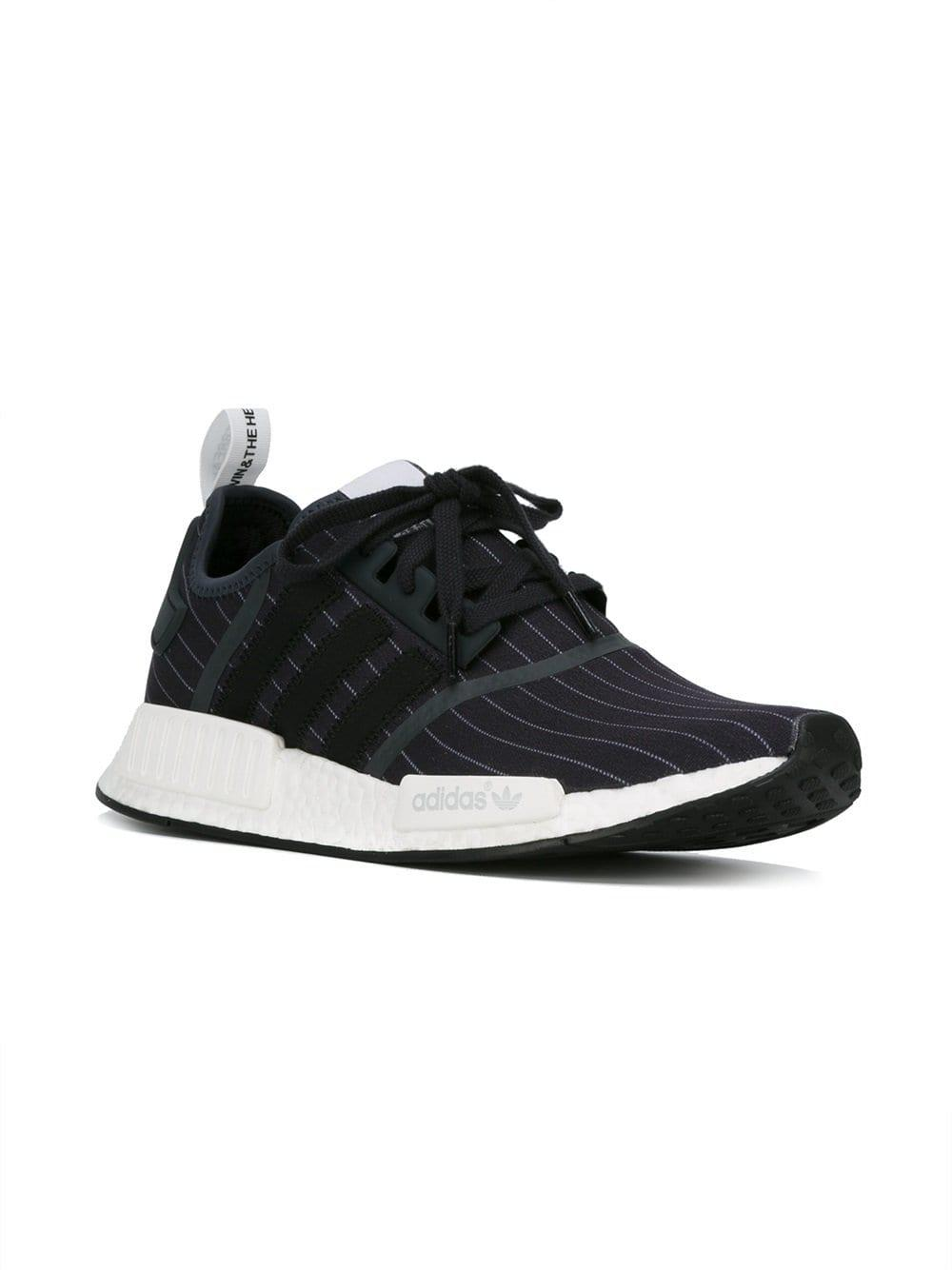 57fbc448a Lyst - adidas Originals By Bedwin   The Heartbreakers  nmd R1 Bedwin   Sneakers in Black for Men
