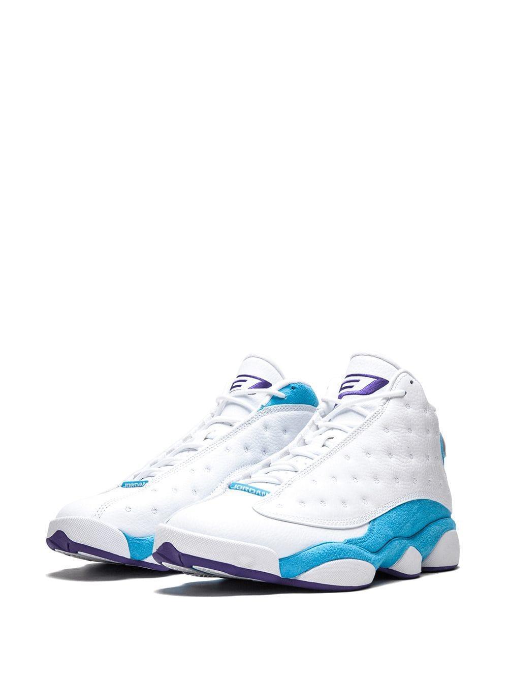 f1ea6b3a7d4a9e Lyst - Nike Air 13 Retro Sneakers in White for Men