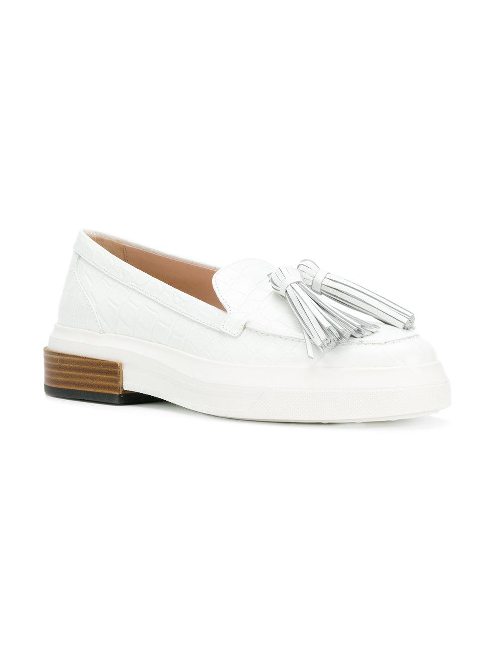 6dc7e01bfb6 Gallery. Previously sold at  Farfetch · Women s Platform Loafers Women s  Tods ...