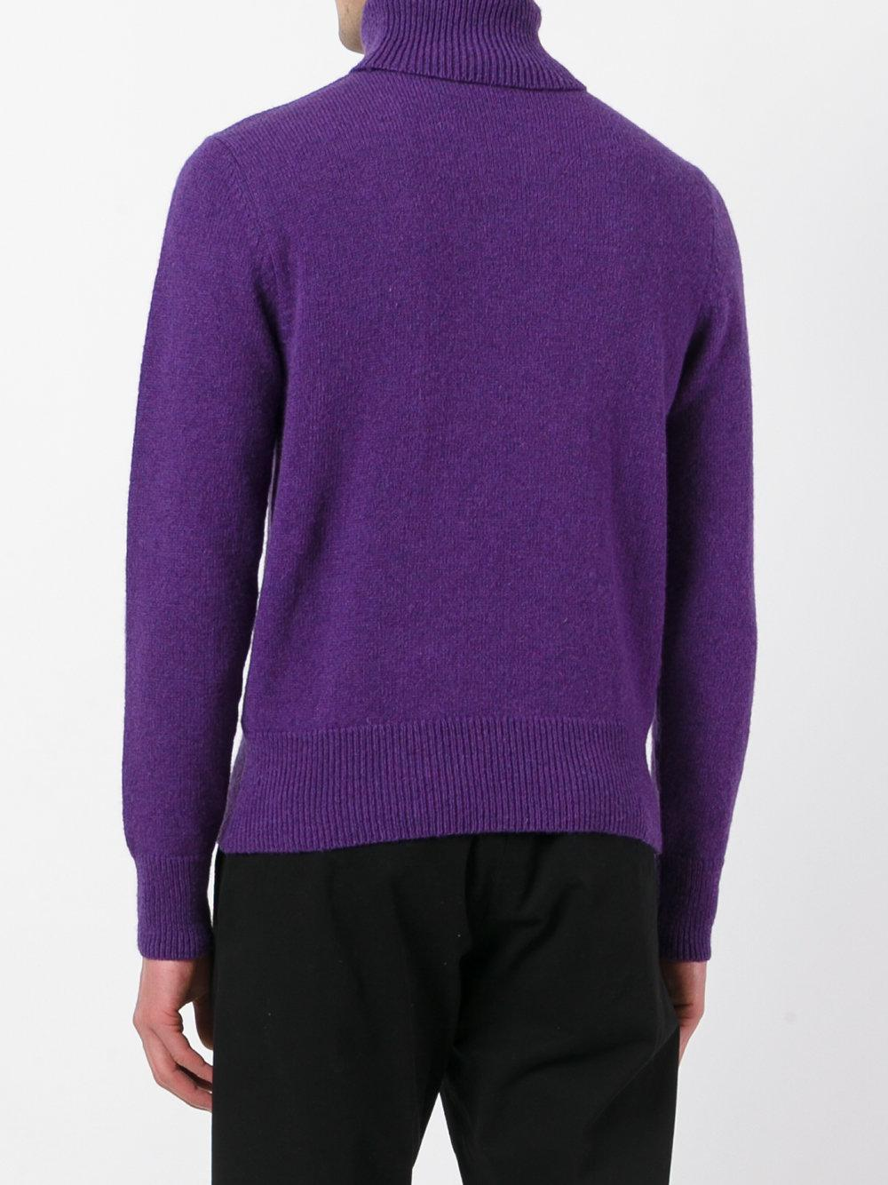 Cable Sweater Mens