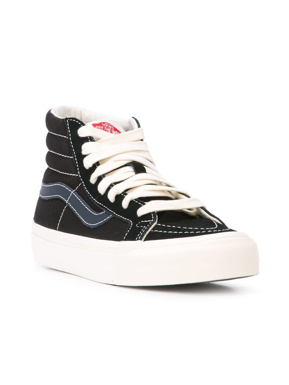 cd307f89088fd3 Vans Og Sk8-hi Lx Sneakers in Black for Men - Lyst