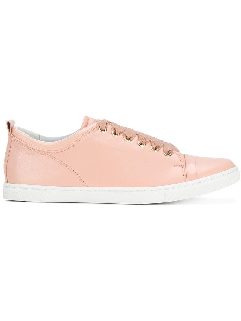 Lanvin low-top sneakers - Pink & Purple farfetch rosa 0woe8iM0