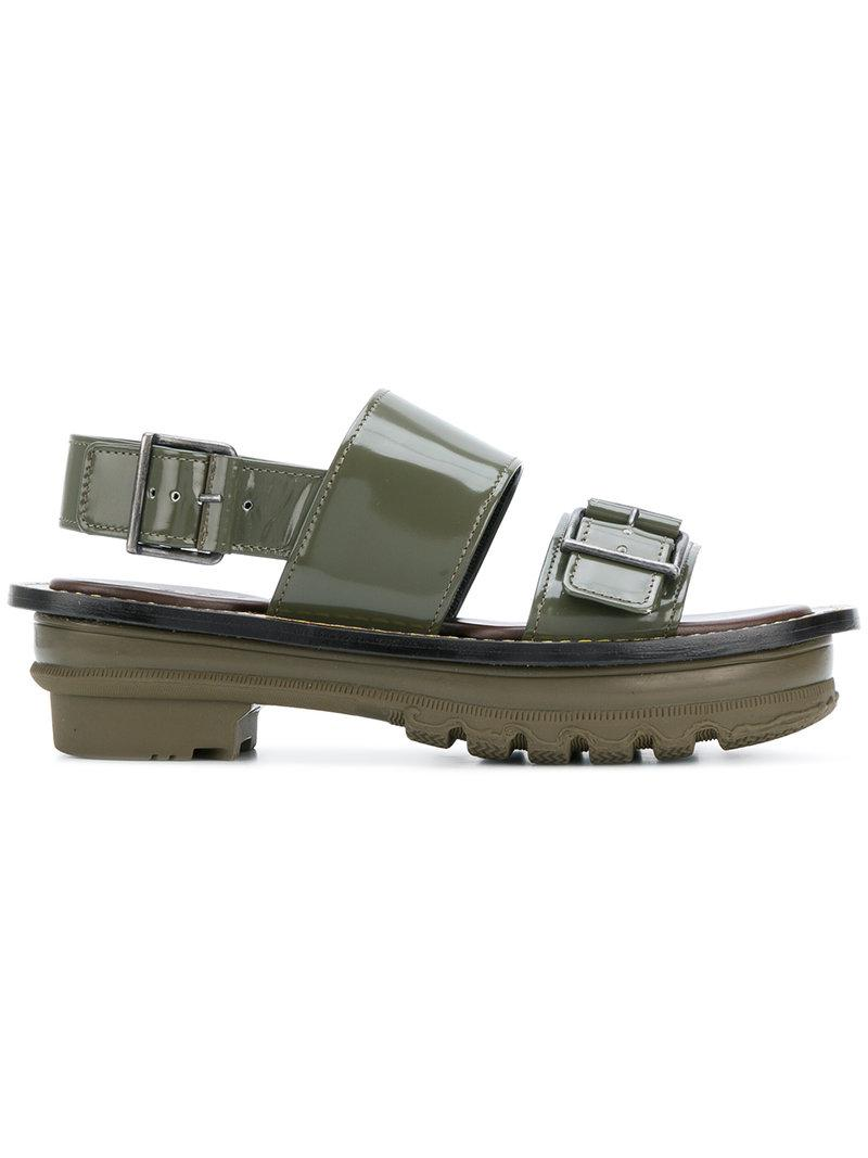 from china cheap price view online Marni ridged sole sandals jZMFFPvCk6