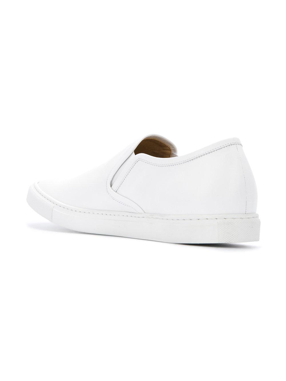 slip-on platform sneakers - White Cerruti F5AB8