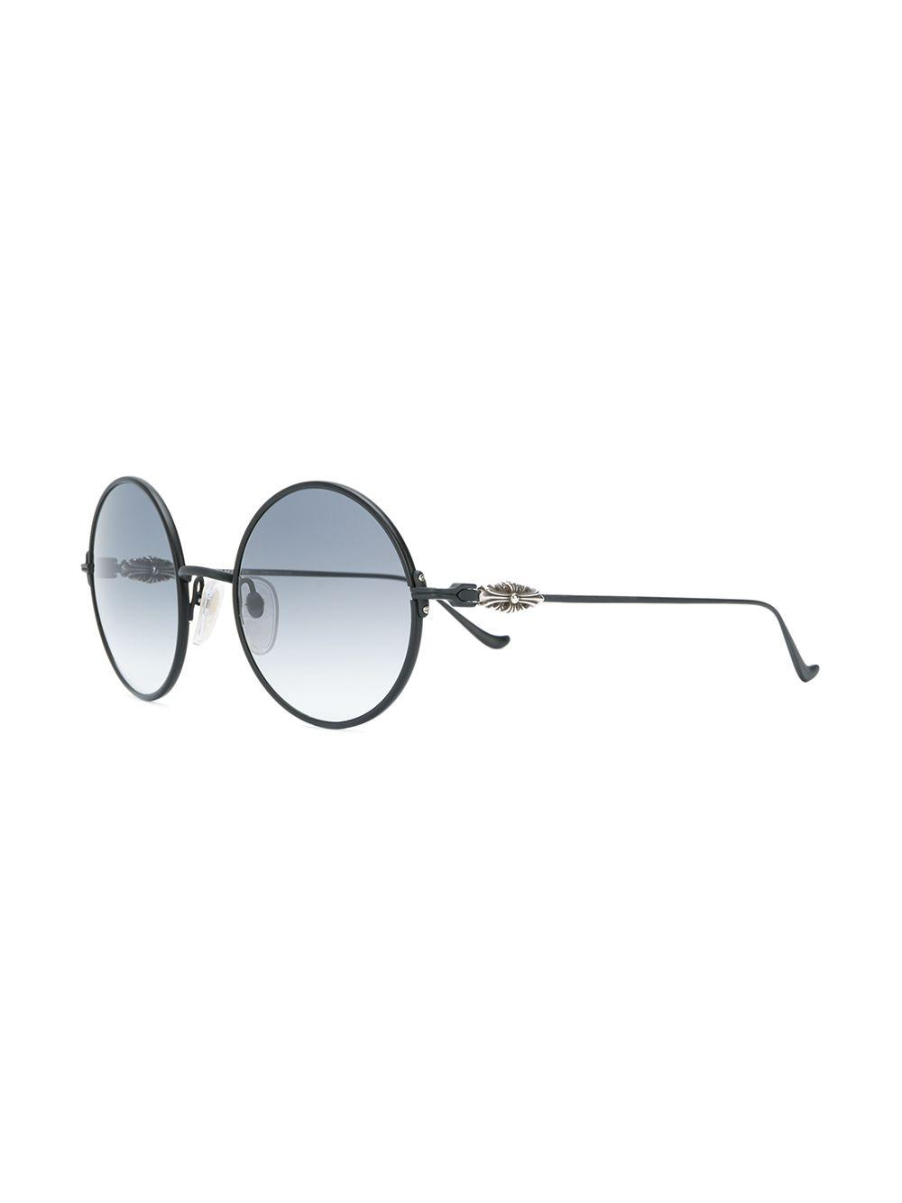 b78873dac44e Chrome Hearts Ovaryeasy Sunglasses in Black - Lyst