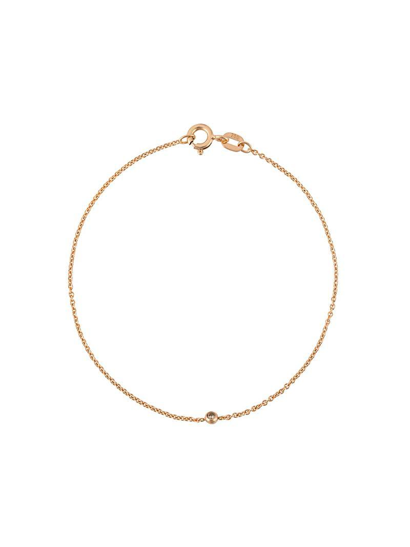 Wouters & Hendrix diamond pavé necklace - Metallic KscDx