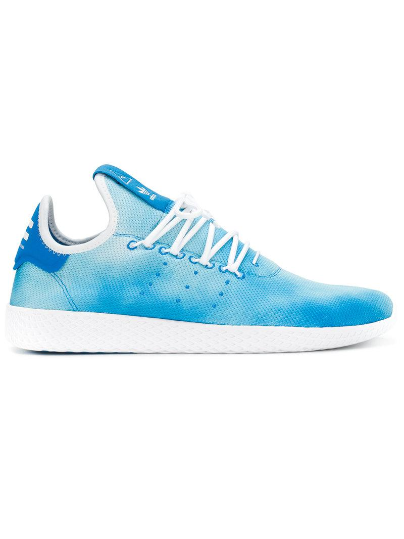 74e2ef8ad adidas Originals Hu Holi Stan Smith Sneakers in Blue for Men - Lyst