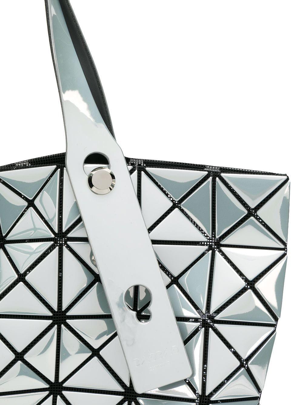 0f7784bd431e4 Lyst - Bao Bao Issey Miyake Platinum-1 Tote in White - Save 15%