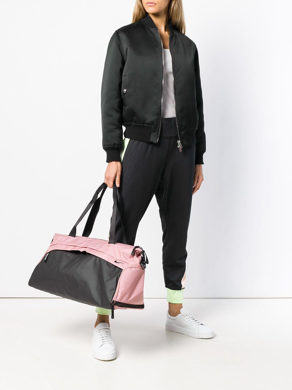 baa982ecb0 Lyst - Nike Radiate Club Training Bag in Pink