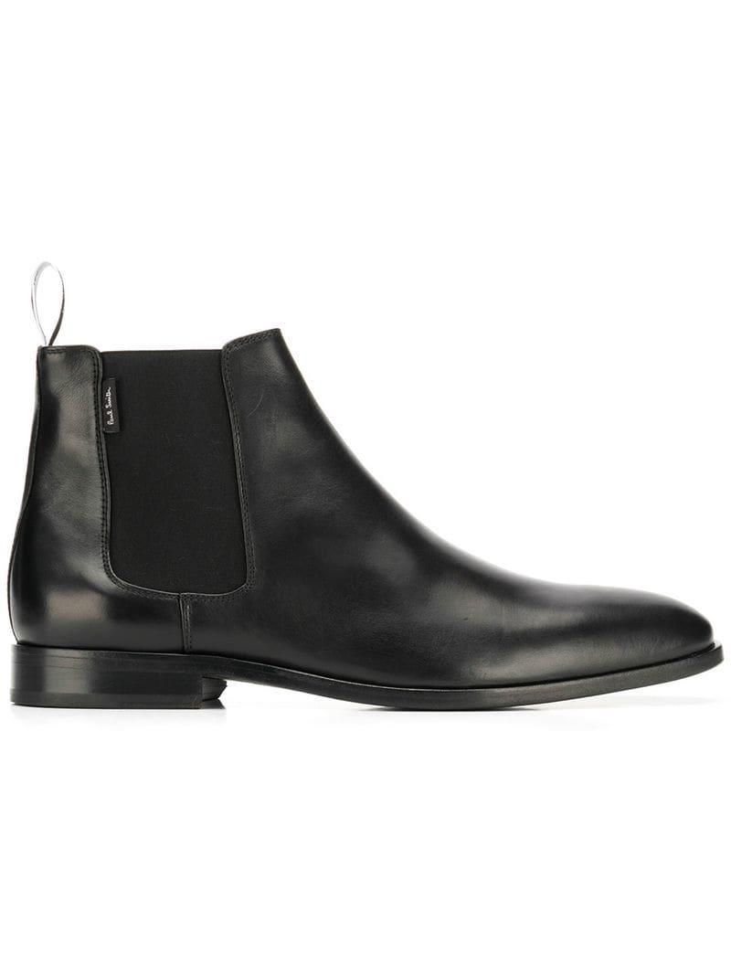 9092daffb0a Lyst - PS by Paul Smith Classic Chelsea Boots in Black for Men