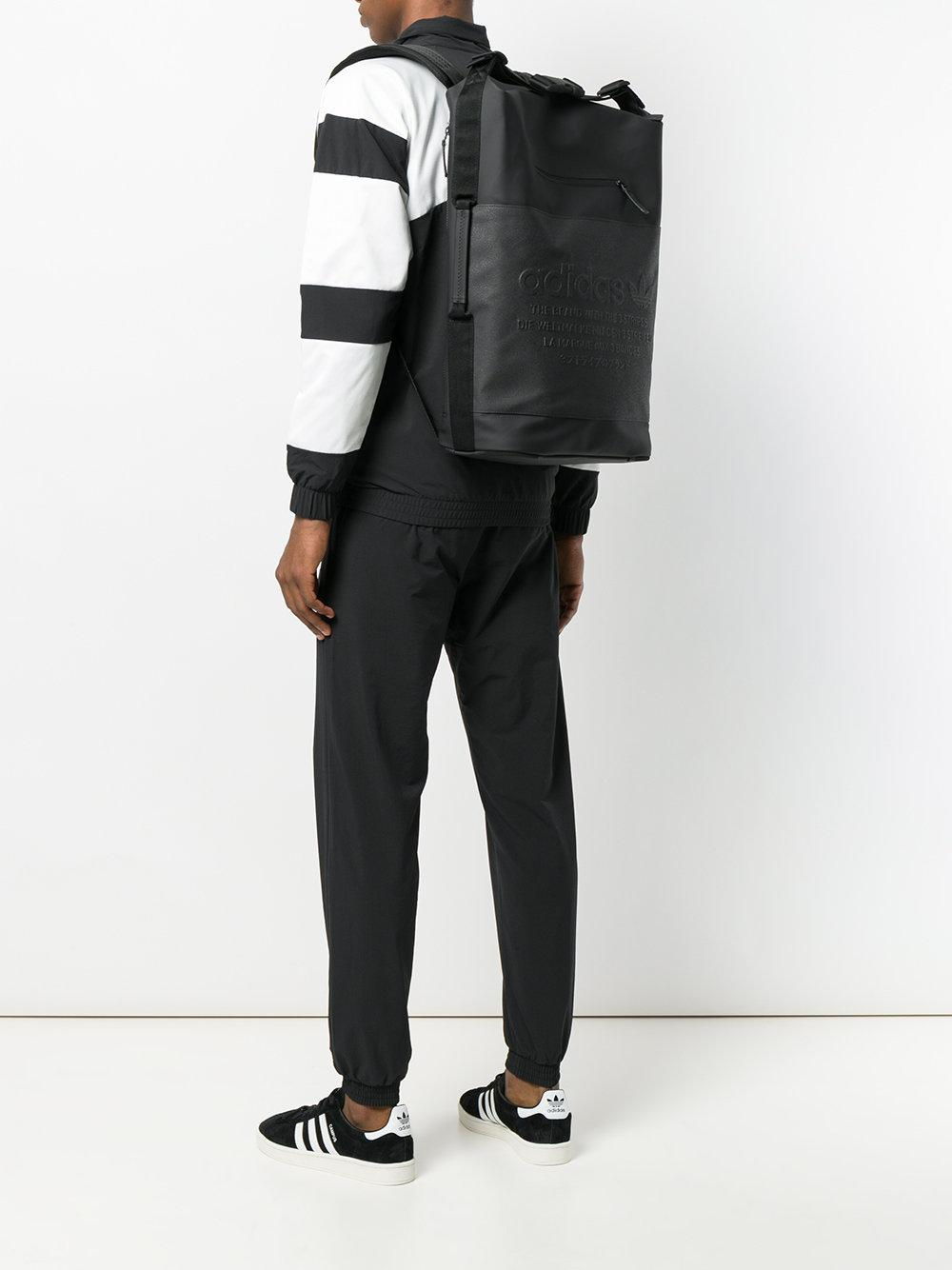 Lyst - adidas Nmd Backpack in Black for Men 8ffa81ca1748b
