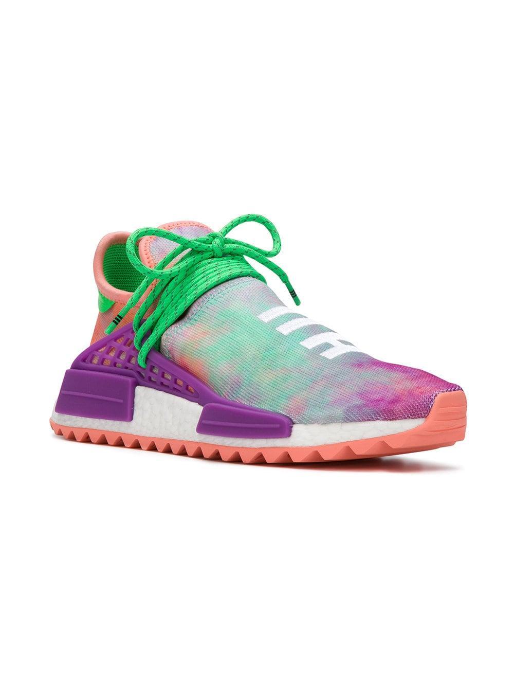 af265d2a049b2 adidas Tie-dye Holi Hu Nmd Sneakers for Men - Lyst