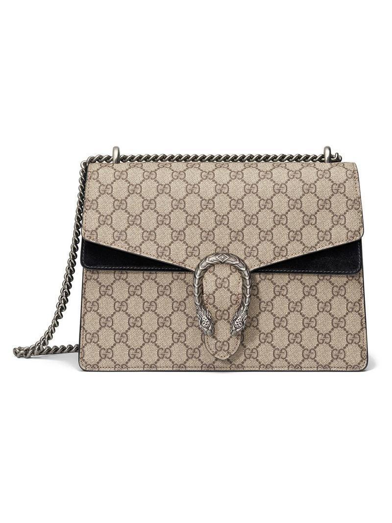 ab198b51004 Gucci. Women s Dionysus Medium GG Shoulder Bag