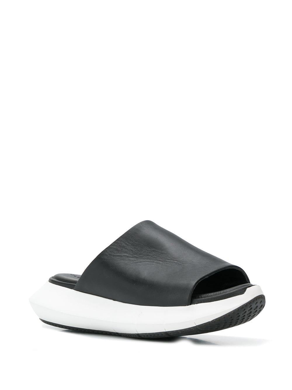 Lyst Save Sandals Clergerie 3 Black Acid In yPNOvm0w8n