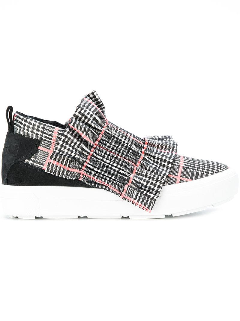 MSGM ruffled Ollie sneakers outlet Inexpensive visit sale online footlocker pictures online finishline online JmWg3x4