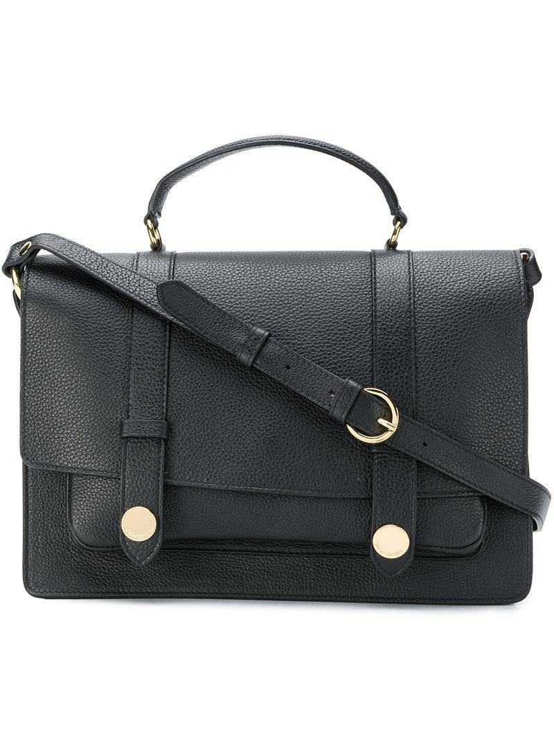 L Autre Chose Pebbled satchel TYz4d