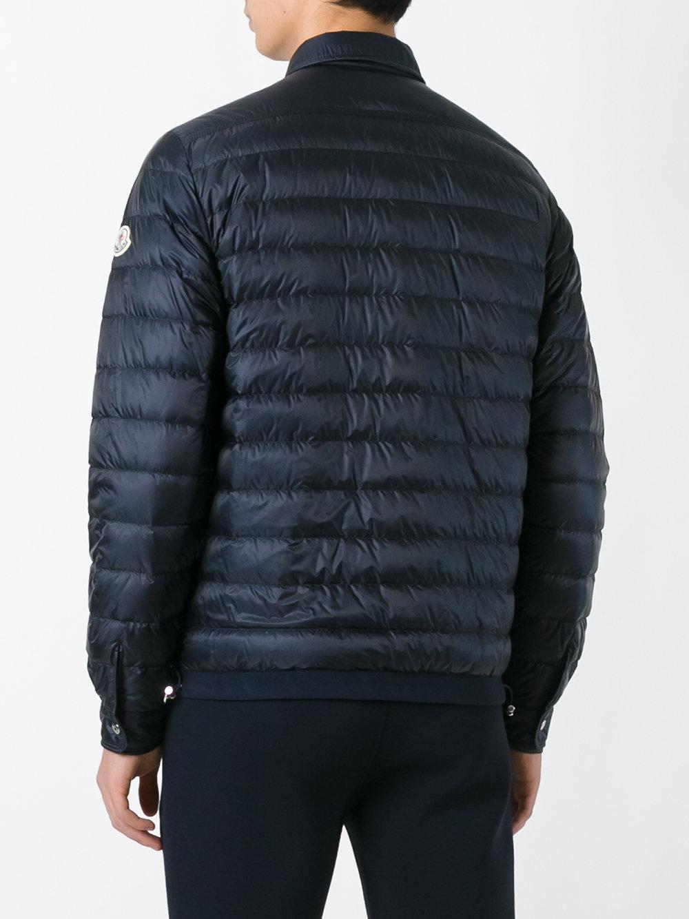 moncler jacket - navy christopher