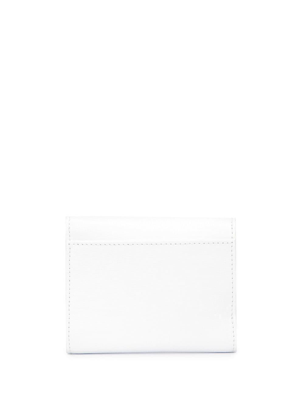 b2edb3566825 Lyst - Off-White c o Virgil Abloh Logo Envelope Wallet in White