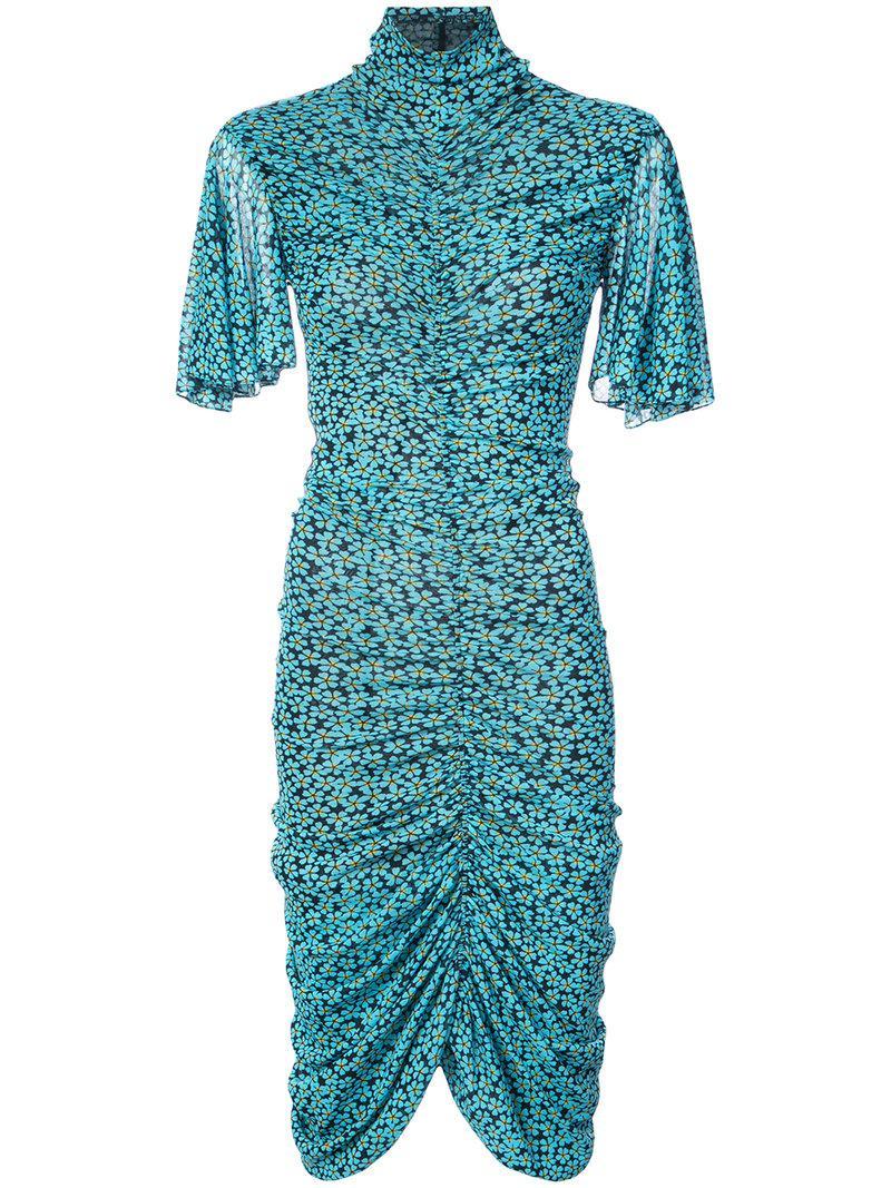 ditsy floral dress - Multicolour Diane Von Fürstenberg Clearance With Credit Card 274h5