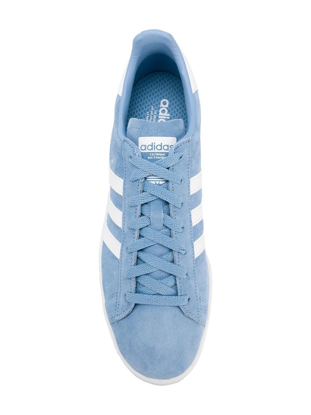 Lyst Adidas Originali Campus Scarpe Blu Per Gli Uomini.