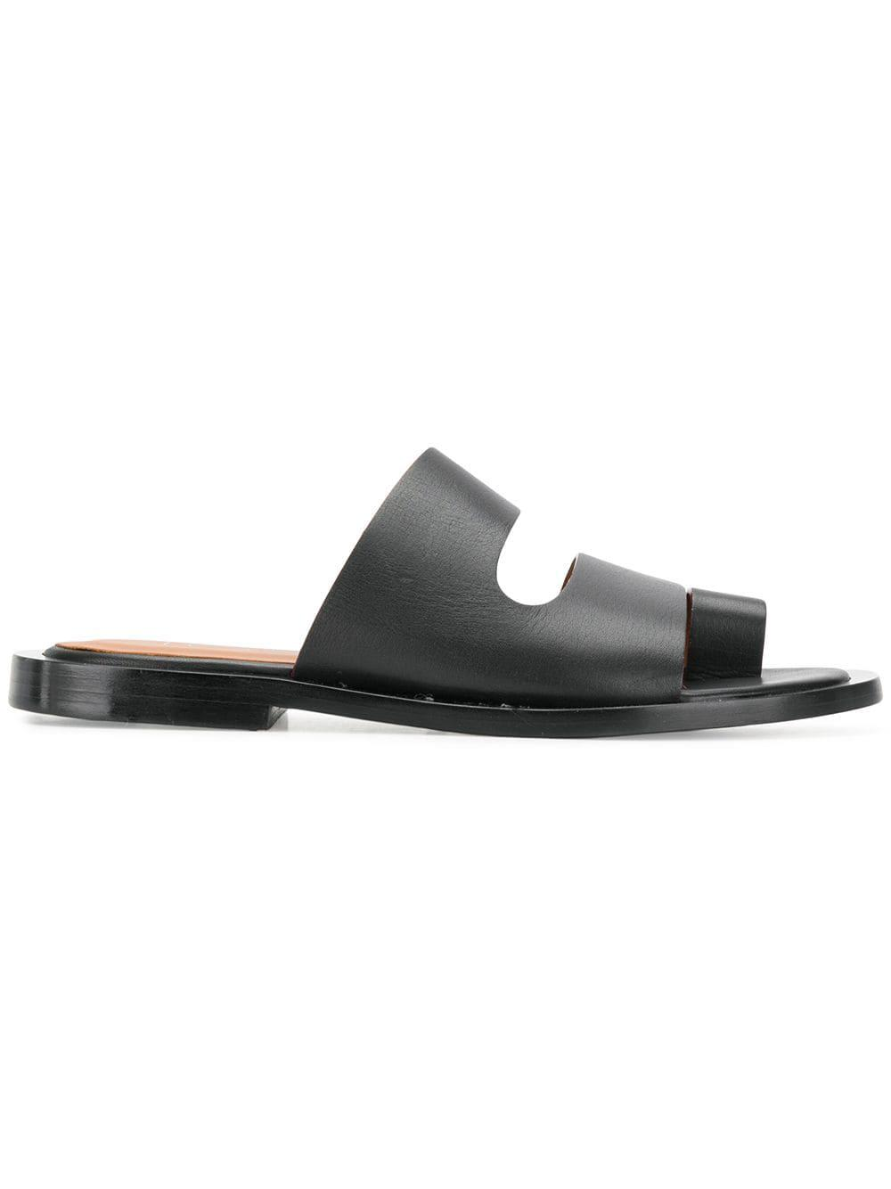 finest selection a2b04 7e33a joseph-Black-Toe-strap-Flat-Sandals.jpeg