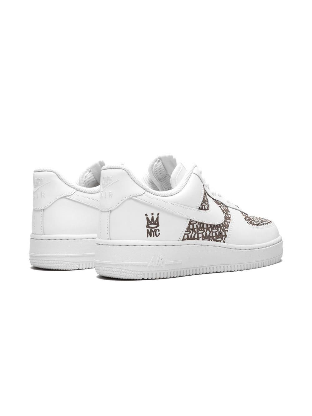 ebay nike white air force 1 laser sneakers for men lyst. view fullscreen  67270 5a790 3a91e3d1fb2f