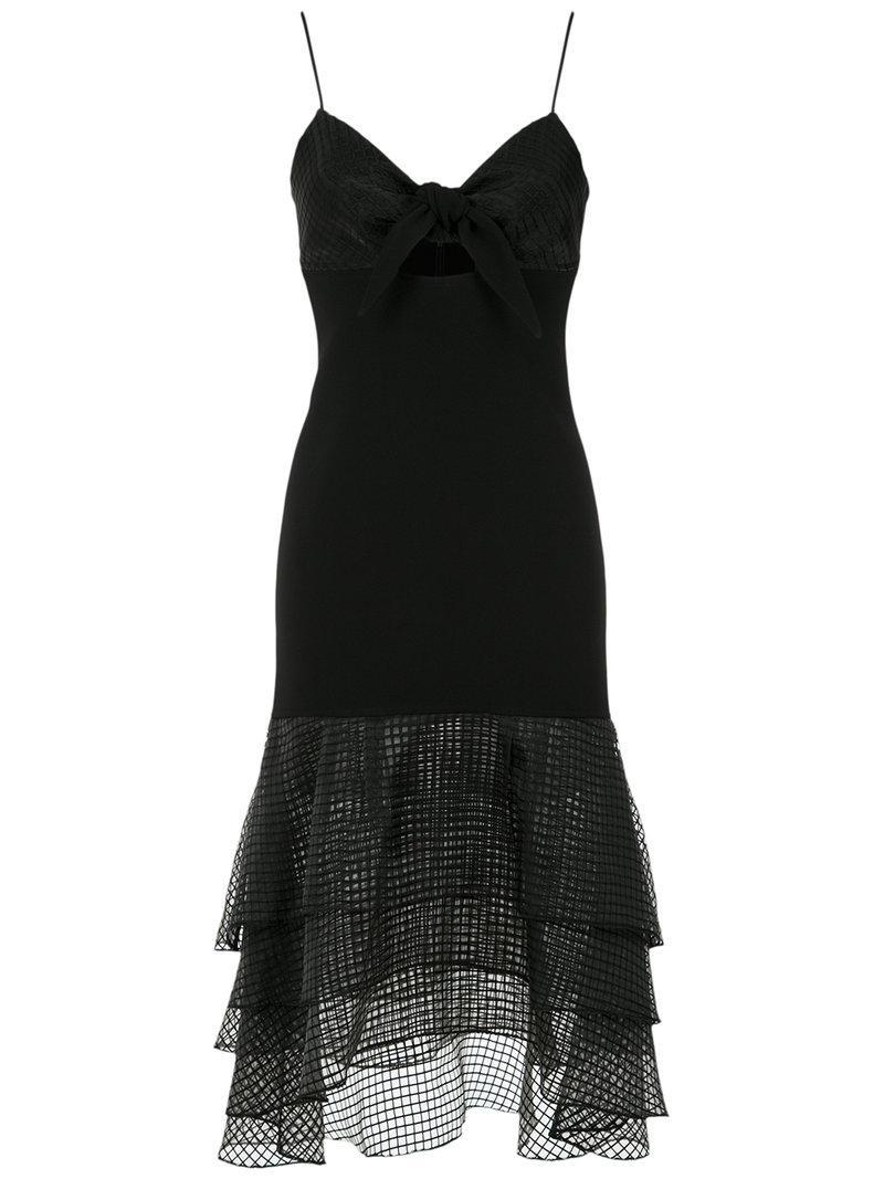 Pavão dress - Black OLYMPIAH jWngk