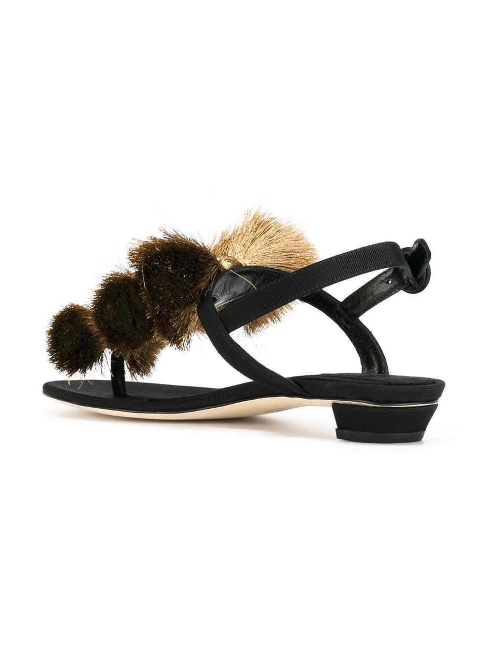 Fiocco sandals - Black Sanayi 313 mofXKmW2ta