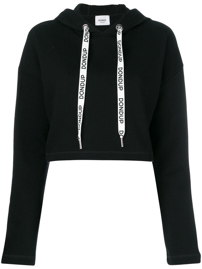 Dondup cropped sweatshirt Cheap Sale Pre Order dbqLAoDc