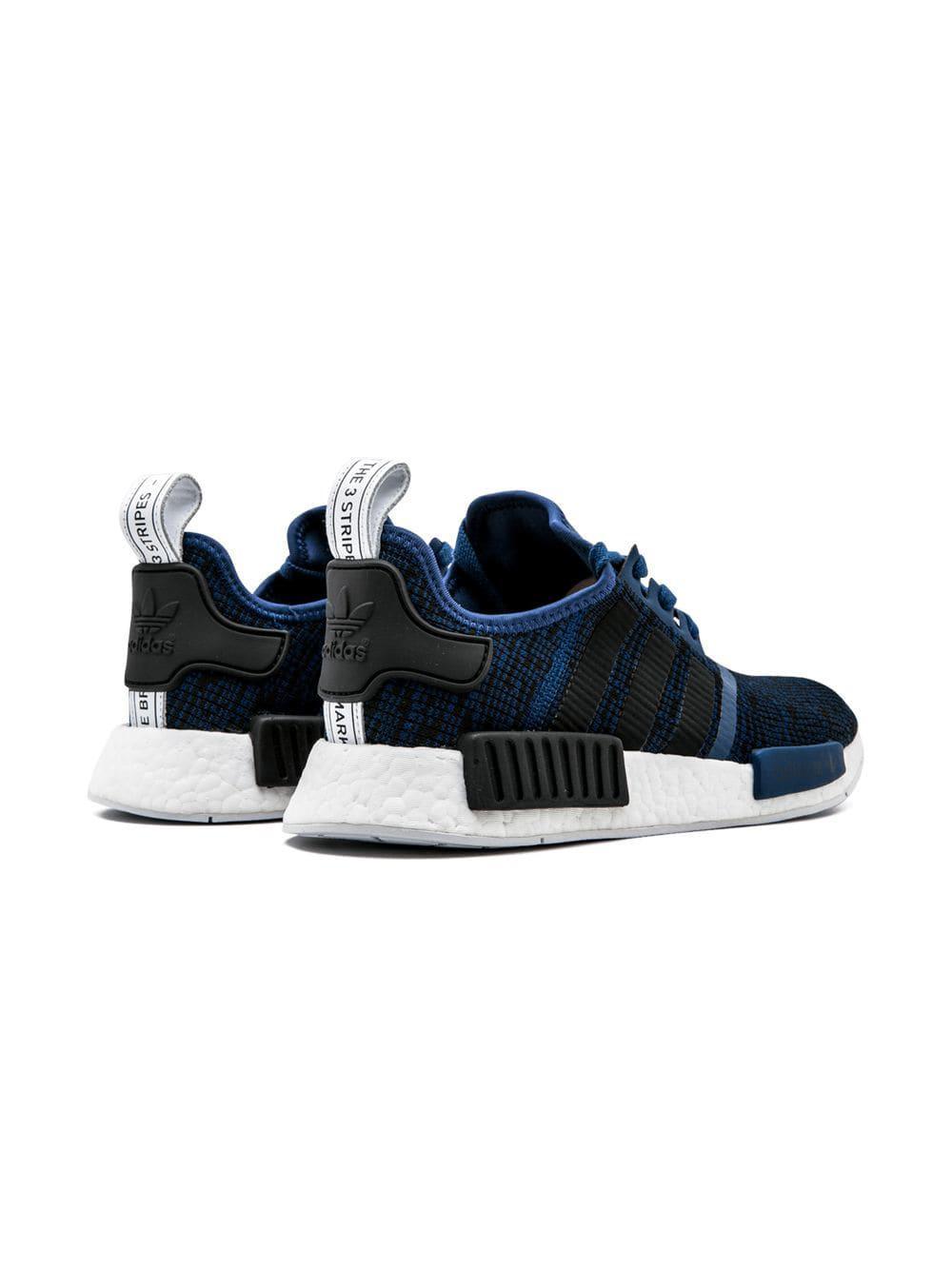 da00fc846587a Lyst - adidas Originals Nmd r1 Sneakers in Blue for Men