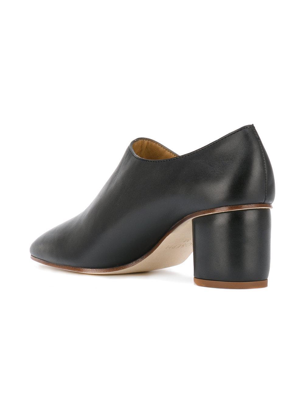 mid heel pumps - Black Joseph ouevkzLi