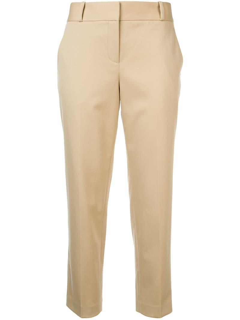 3efb691d9016 the-row-yellow-Cropped-Tailored-Trousers.jpeg
