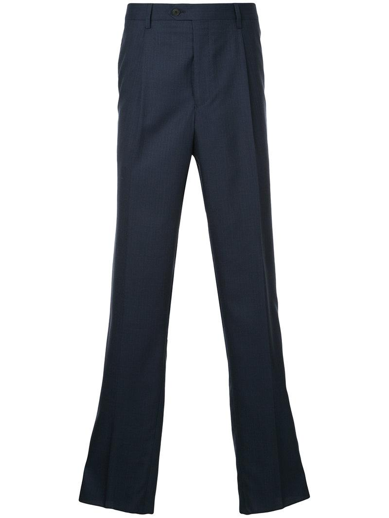 classic tailored trousers - Blue Gieves & Hawkes vGbheMM9TR