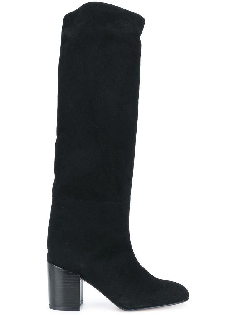 Stuart Weitzman Tieland Asphalt boots W5yjsao