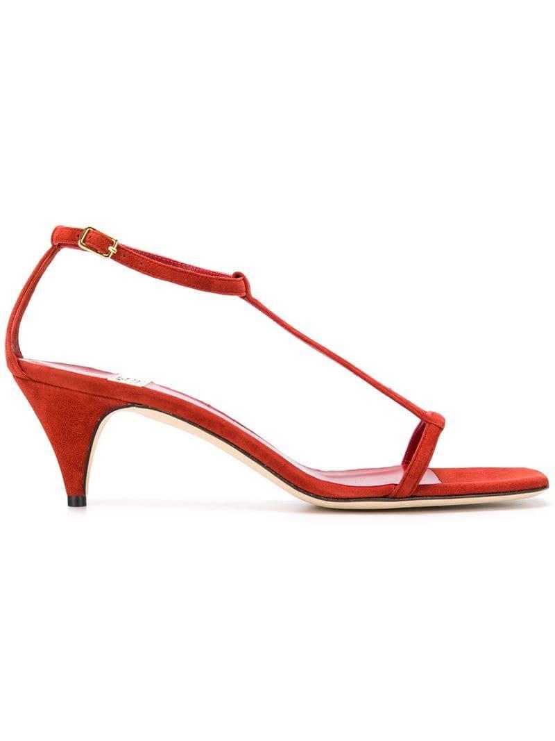 Lyst Charly Marskinryyppy In Sandals Red 50 RgFHxwR